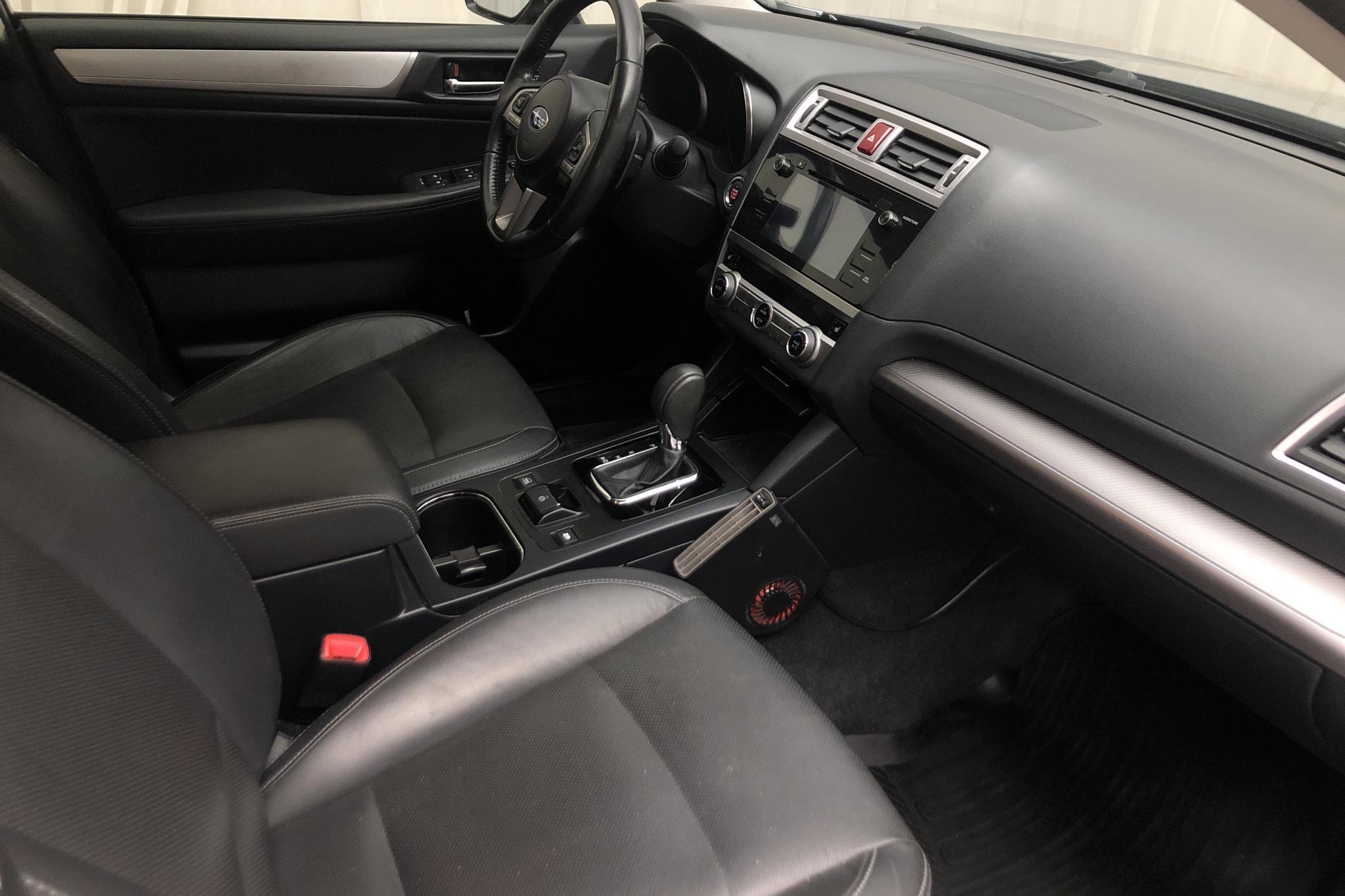 Subaru Outback 2.5i 4WD (173hk) - 11 525 mil - Automat - grå - 2016