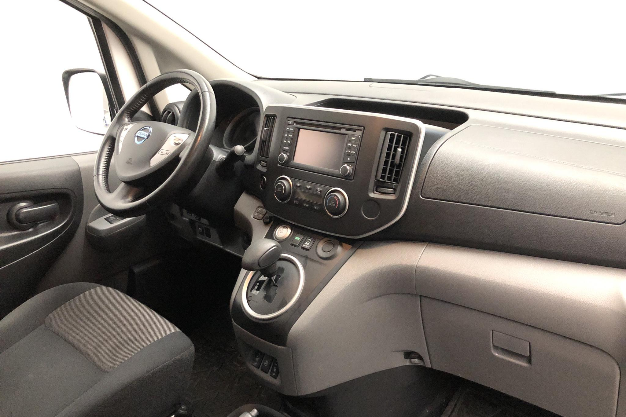 Nissan e-NV200 24,0 kWh (109hk) - 2 682 mil - Automat - vit - 2018