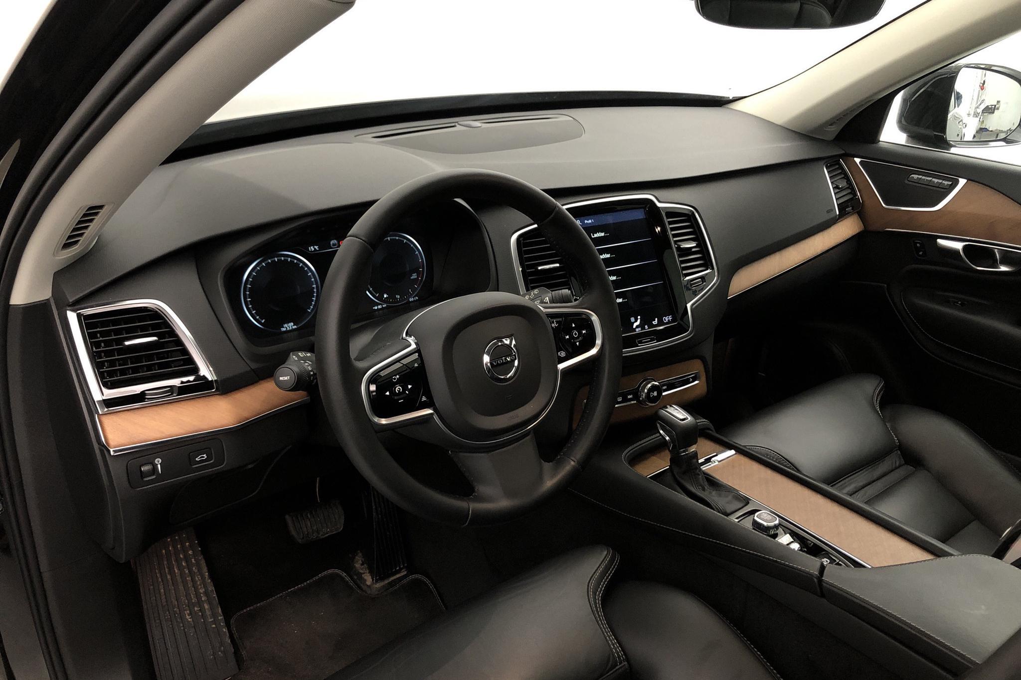 Volvo XC90 T6 AWD (310hk) - 16 160 km - Automatic - black - 2018