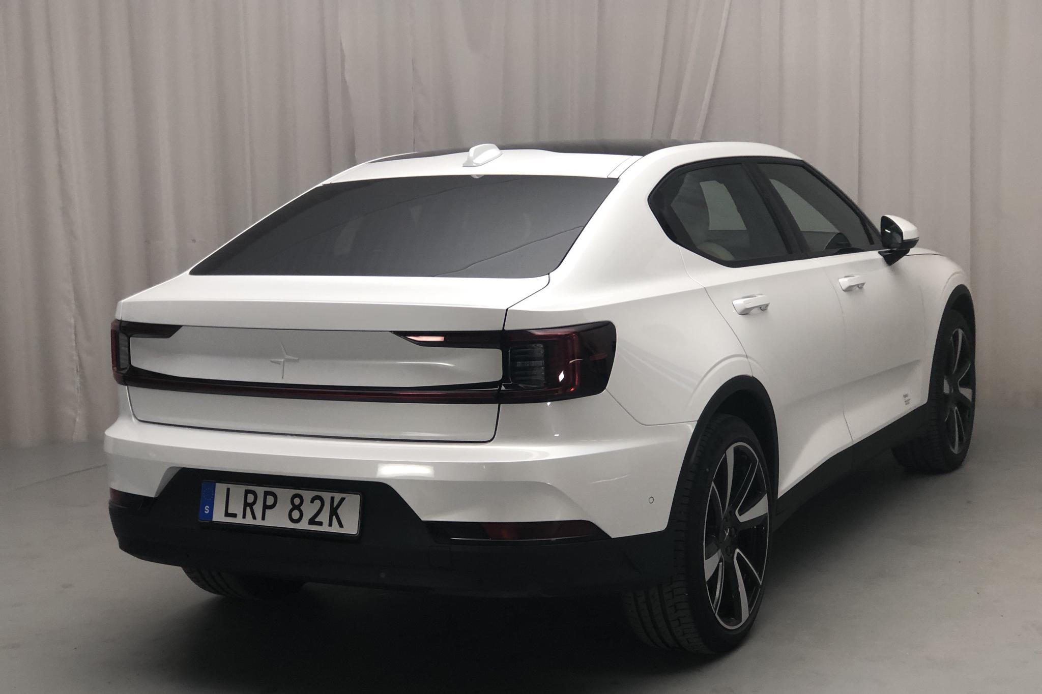 Polestar 2 Long range Dual motor (408hk) - 2 320 km - Automatic - white - 2021