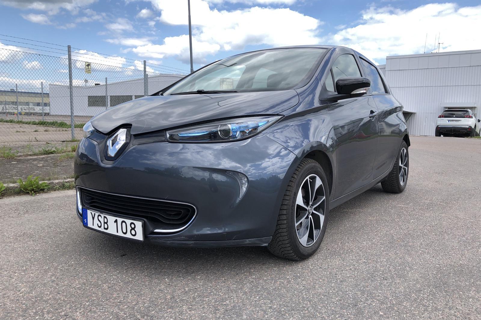 Renault Zoe 41 kWh R90 (92hk)