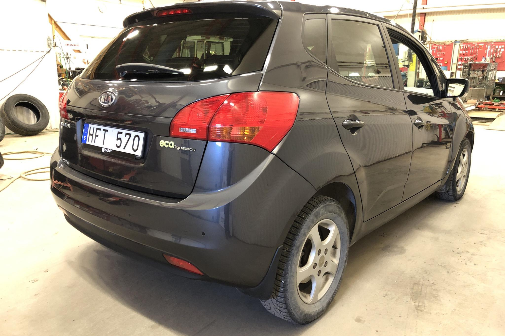 KIA Venga 1.4 CRDi (90hk) - 137 230 km - Manual - Dark Grey - 2013