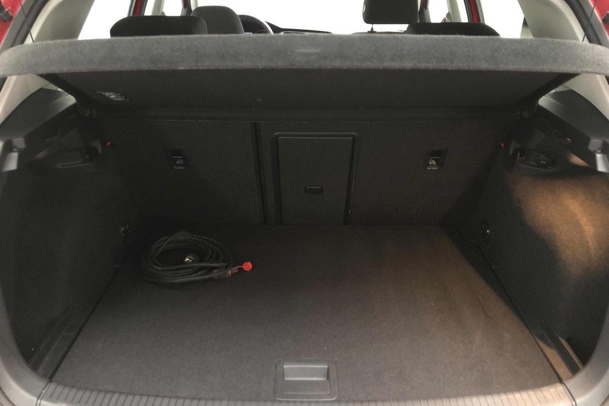 VW Golf VII 1.4 TSI Multifuel 5dr (125hk) - 50 750 km - Manual - red - 2018
