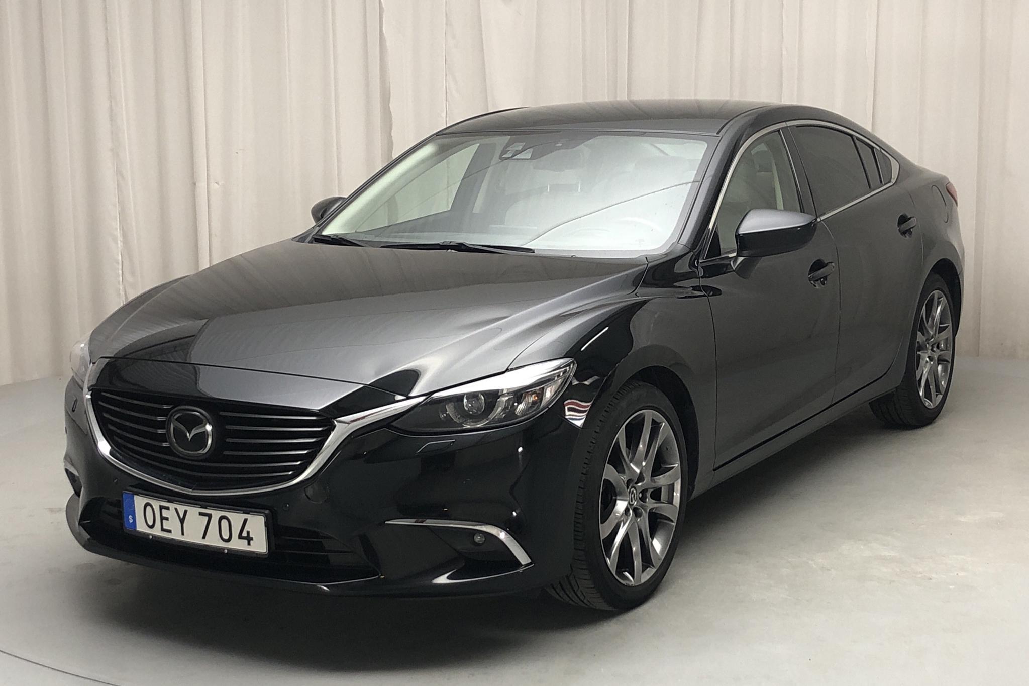 Mazda 6 2.5 Sedan (192hk)