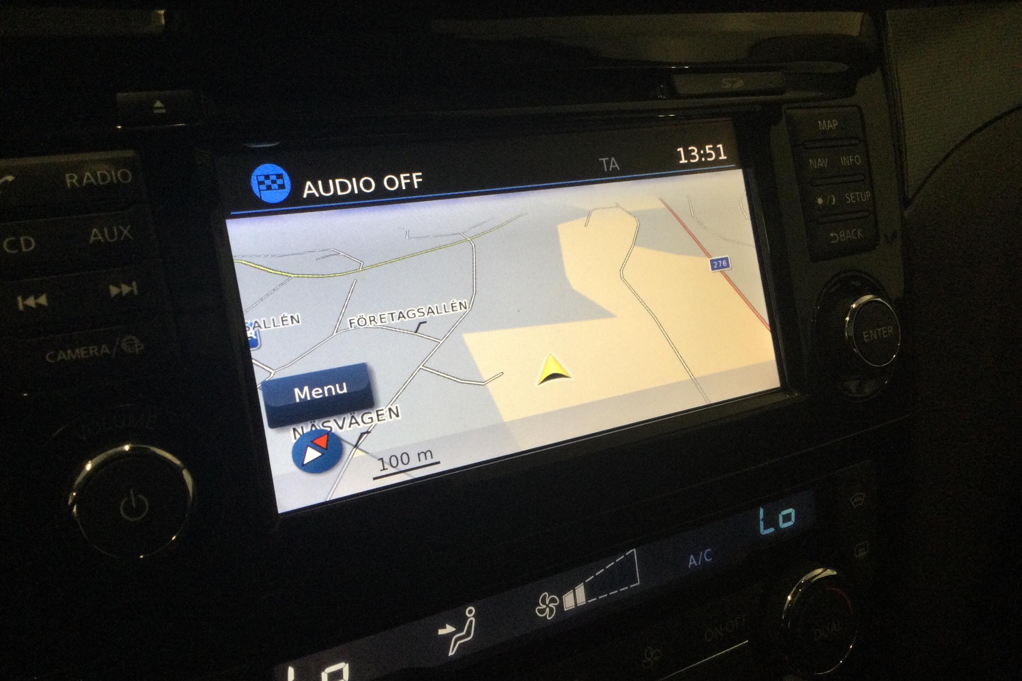 Nissan Qashqai 1.5 dCi (110hk) - 3 879 mil - Manuell - brun - 2018