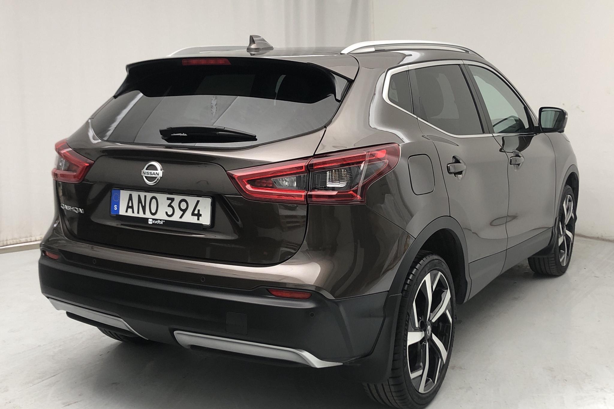 Nissan Qashqai 1.5 dCi (110hk) - 38 790 km - Manual - brown - 2018