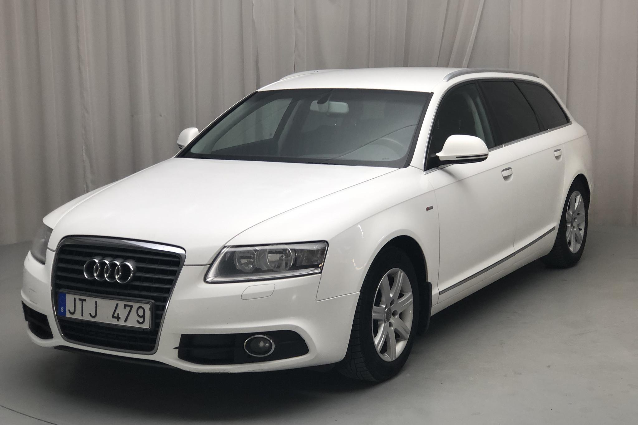 Audi A6 2.0 TDI Avant (170hk) - 275 330 km - Automatic - white - 2009