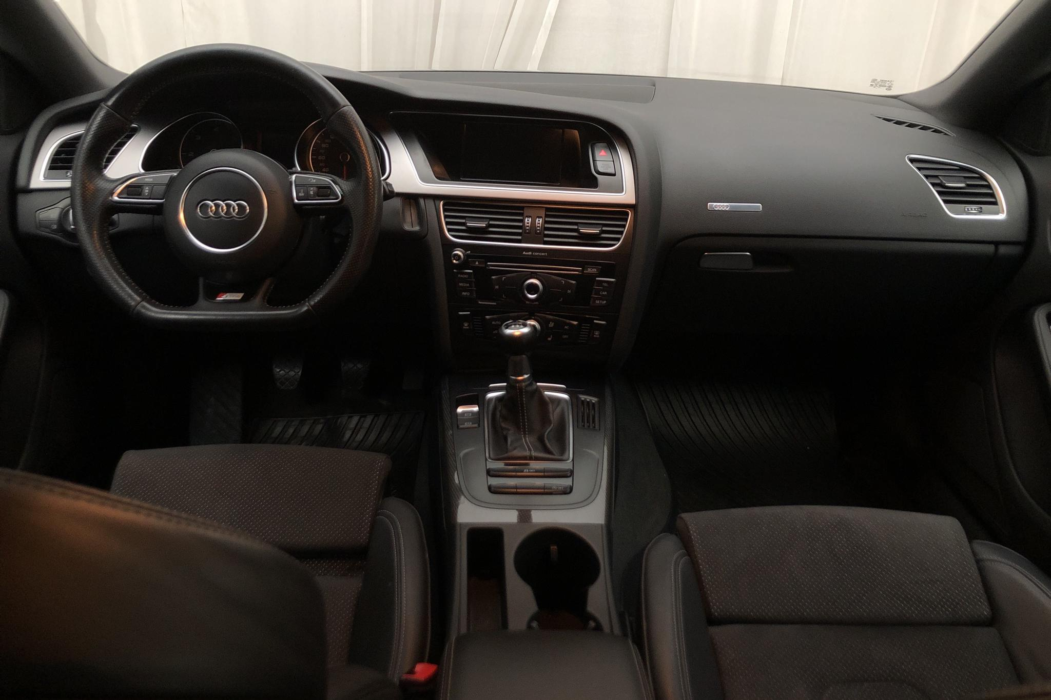 Audi A5 3.0 TDI Sportback (204hk) - 10 362 mil - Manuell - 2013