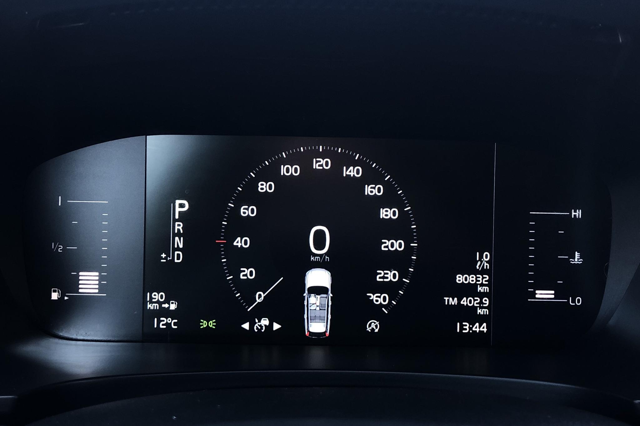 Volvo V90 D4 Cross Country AWD (190hk) - 8 083 mil - Automat - svart - 2018