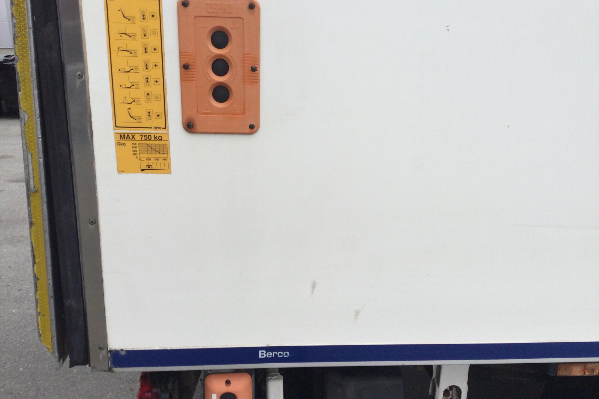 VW Crafter 35 2.0 TDI Volymskåp (163hk) - 30 517 mil - Manuell - vit - 2014