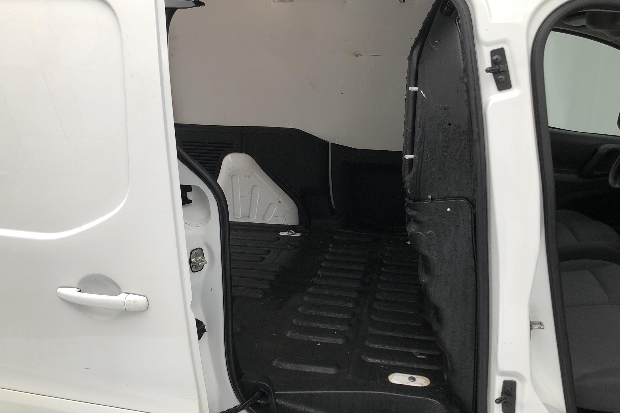 Citroen Berlingo 1.6 BlueHDi Skåp (100hk) - 169 630 km - Manual - white - 2016