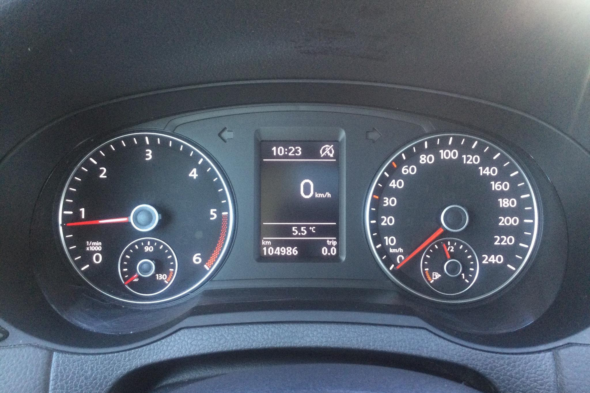 VW Sharan 2.0 TDI 4Motion (150hk) - 104 980 km - Manual - white - 2018
