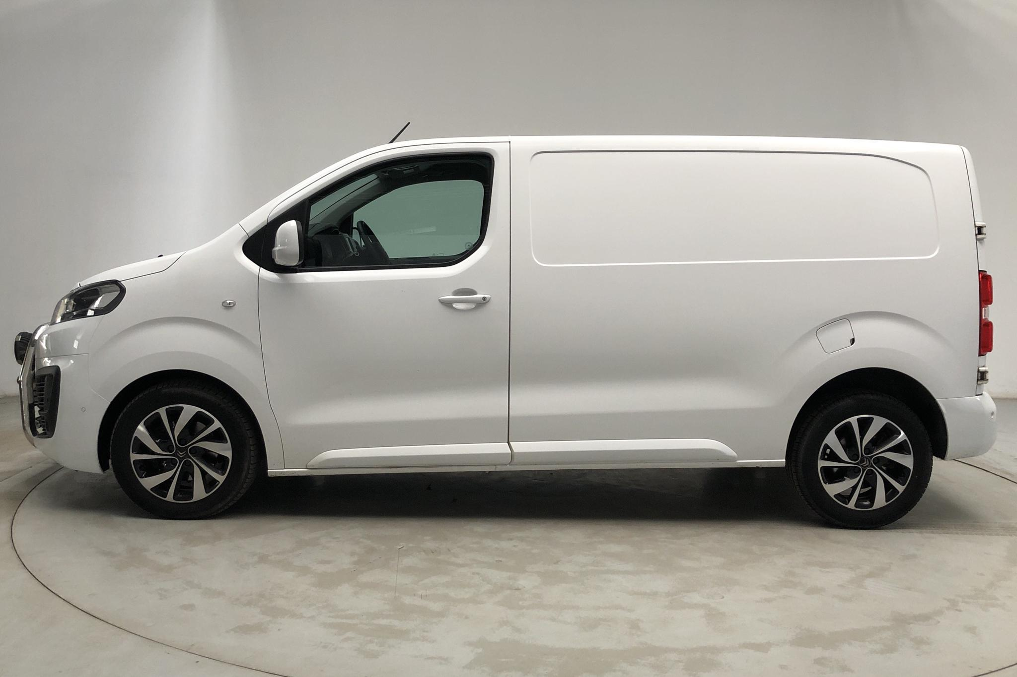 Citroen Jumpy III 2.0 BlueHDI Skåp (180hk) - 91 330 km - Automatic - white - 2017
