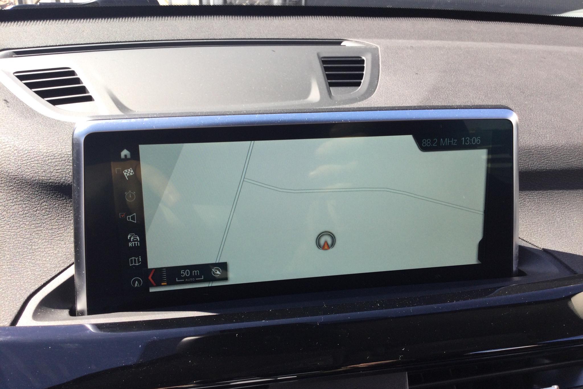 BMW X1 xDrive20d, F48 (190hk) - 19 390 km - Automatic - white - 2018