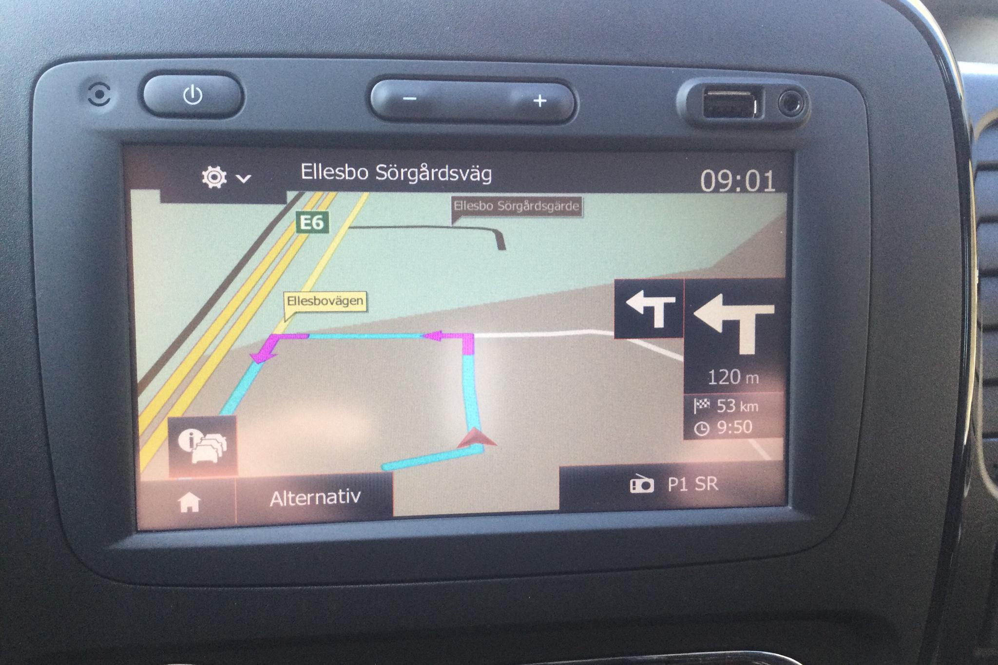 Opel Vivaro 1.6 BITURBO (140hk) - 141 370 km - Manual - white - 2016