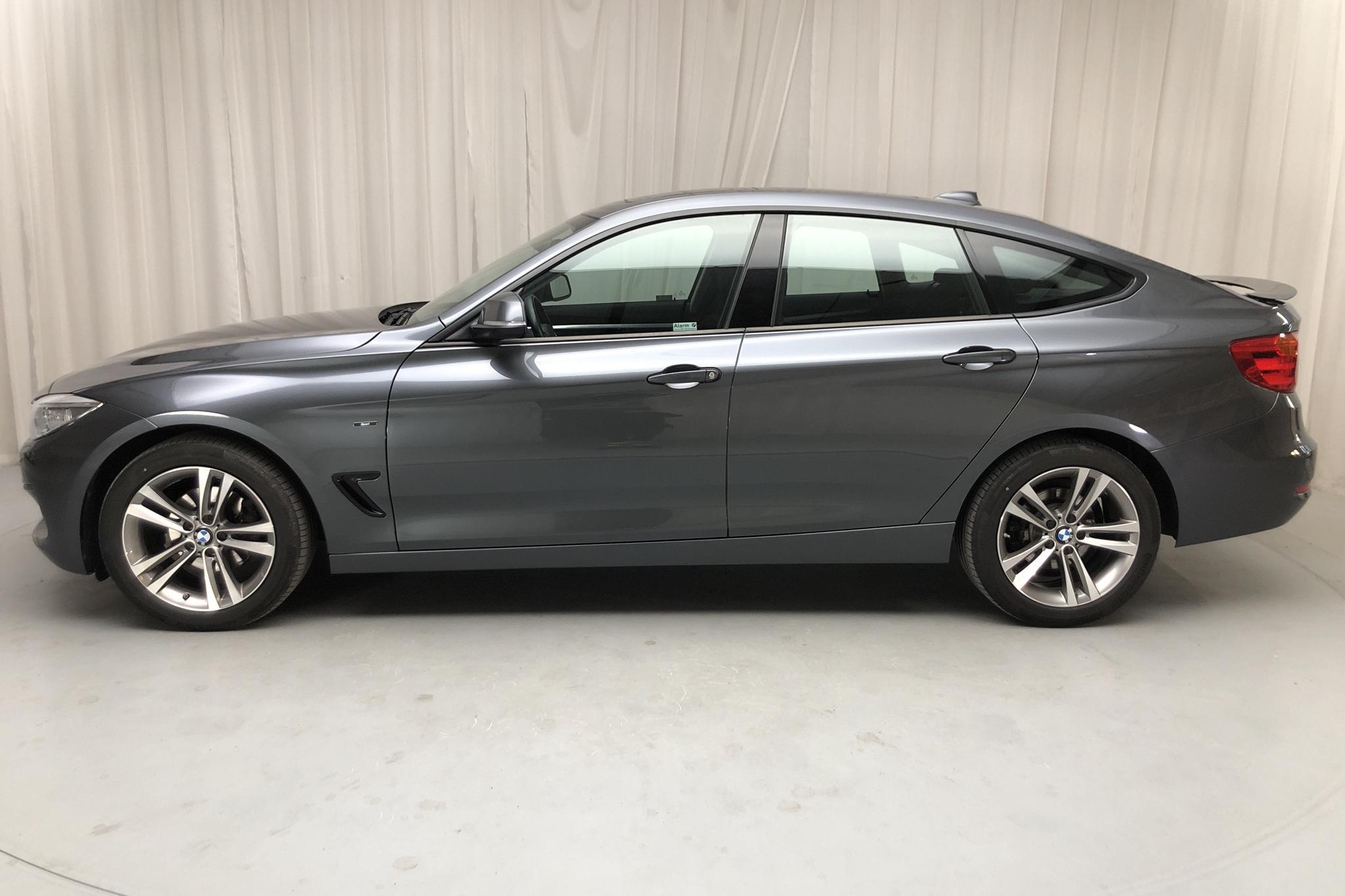 BMW 320d GT xDrive, F34 (184hk) - 16 724 mil - Automat - grå - 2015