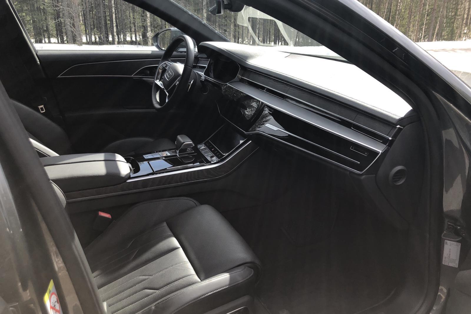 Audi A8 50 TDI quattro (286hk) - 2 476 mil - Automat - Dark Grey - 2019