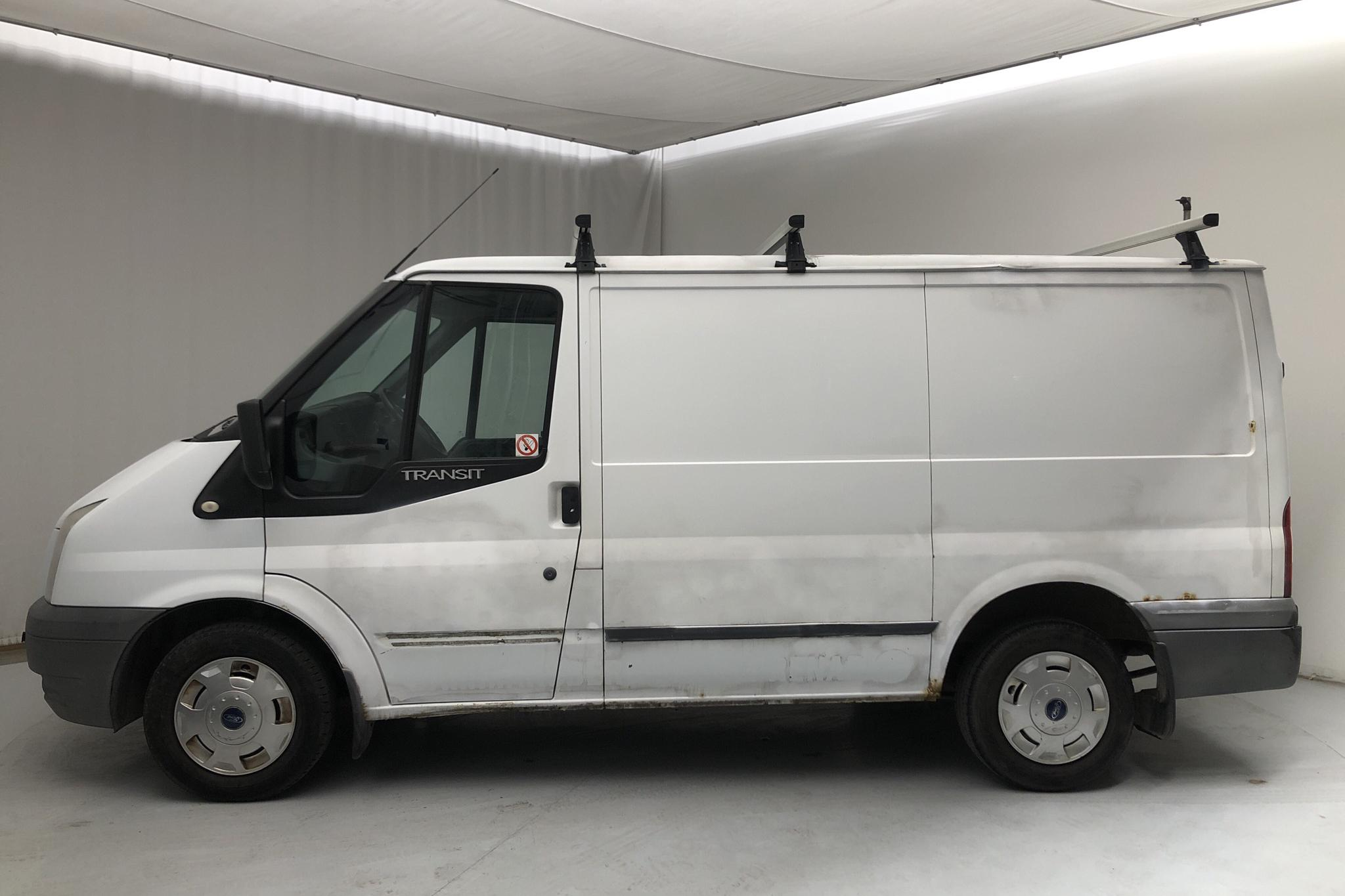 Ford Transit 300 2.2 TDCi Skåp (110hk) - 146 470 km - Manual - white - 2008