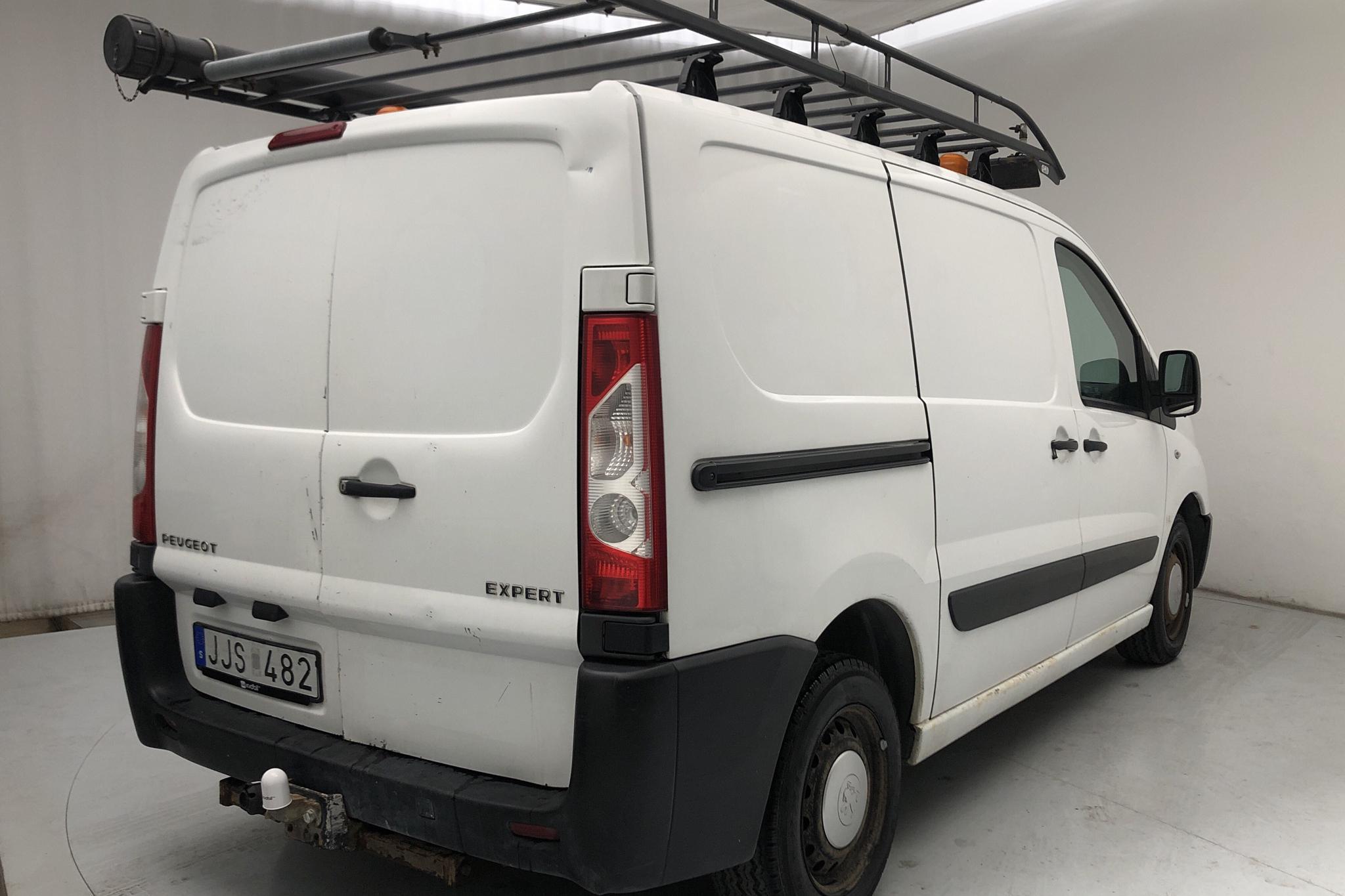 Peugeot Expert 2.0 HDI Skåp (120hk) - 14 347 mil - Manuell - vit - 2009