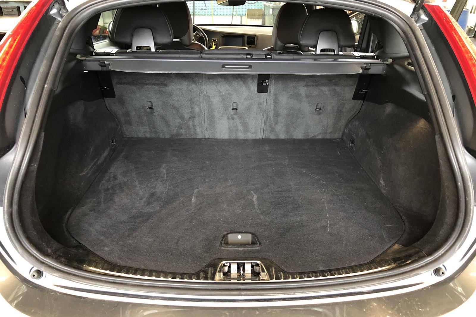 Volvo V60 D3 (150hk) - 73 970 km - Manual - gray - 2018