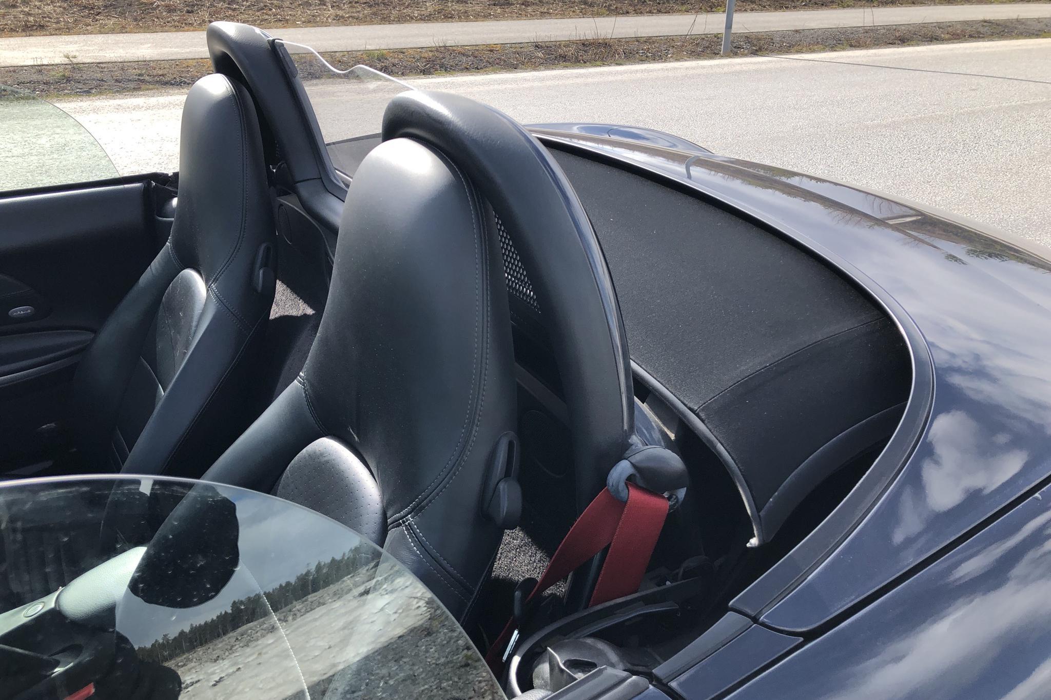 Porsche Boxster S 3.2 (260hk) - 117 230 km - Manual - Dark Blue - 2004