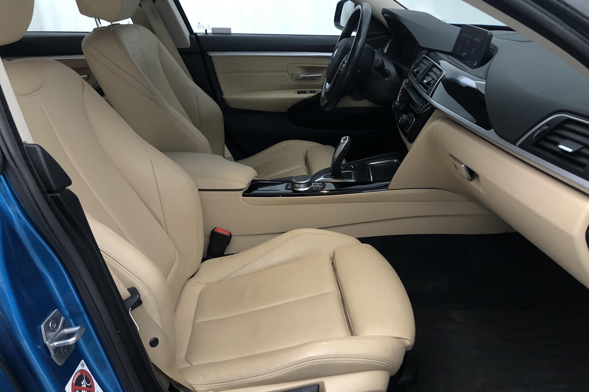 BMW 420d xDrive Gran Coupé, F36 (190hk) - 6 056 mil - Automat - blå - 2018