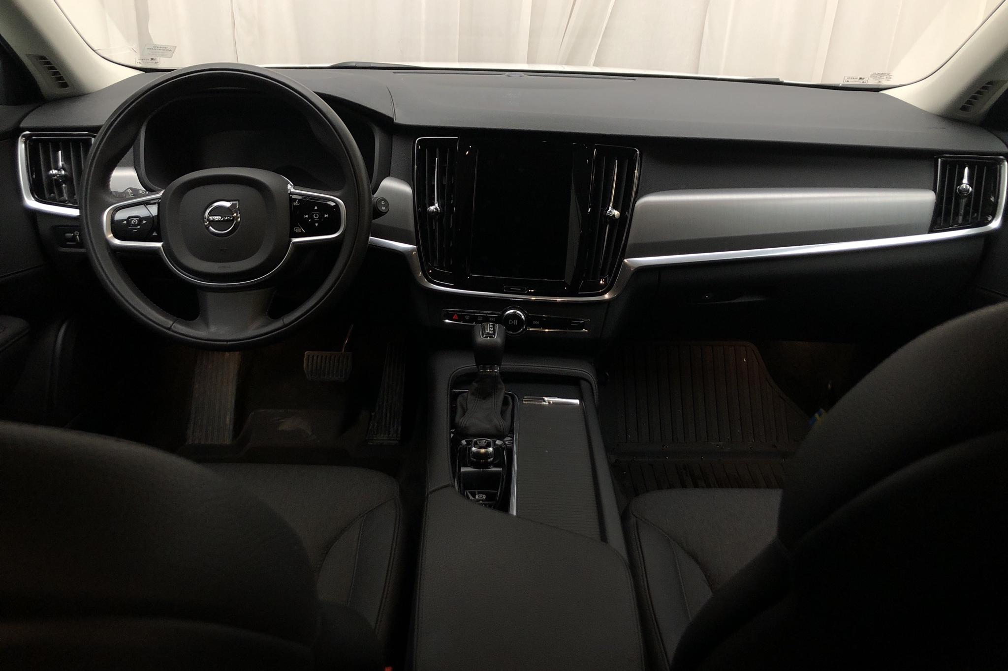 Volvo V90 D4 AWD (190hk) - 2 873 mil - Automat - vit - 2020