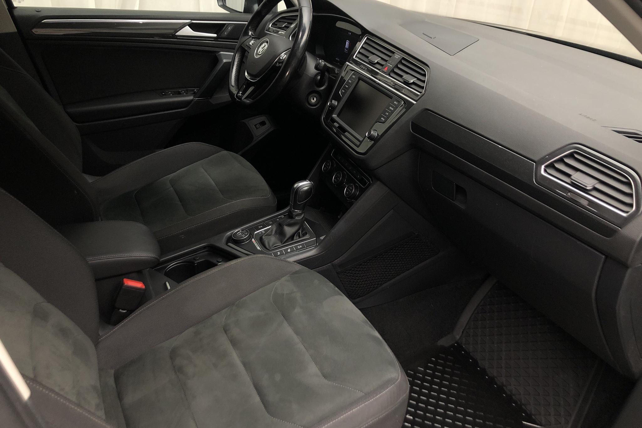VW Tiguan 2.0 TDI 4MOTION (190hk) - 181 970 km - Automatic - black - 2017