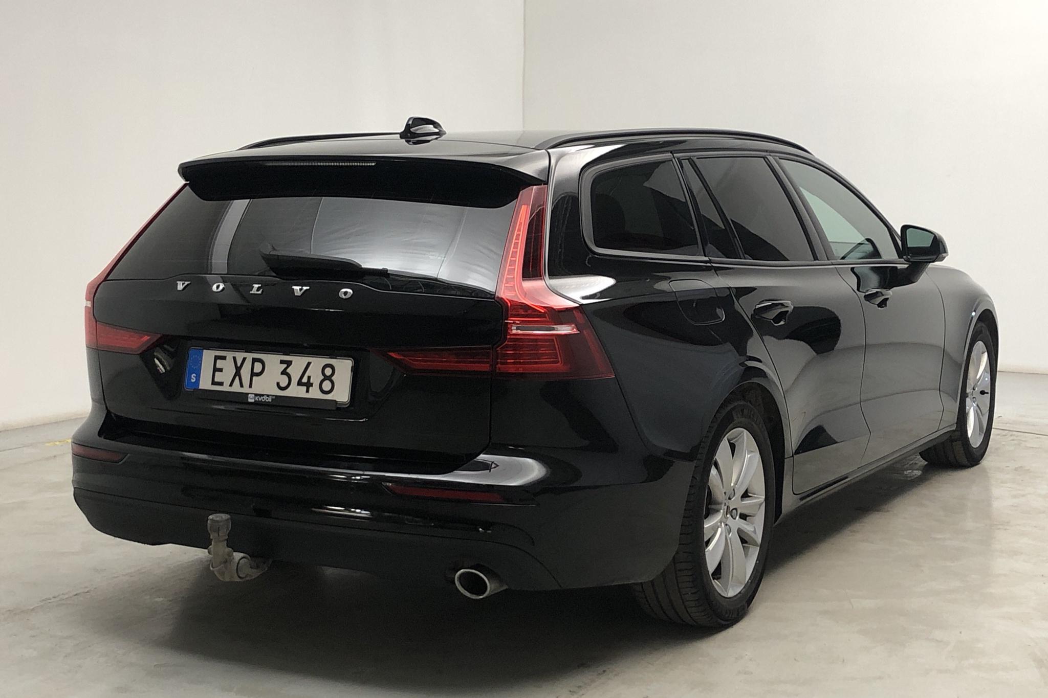 Volvo V60 D3 (150hk) - 90 860 km - Automatic - black - 2019