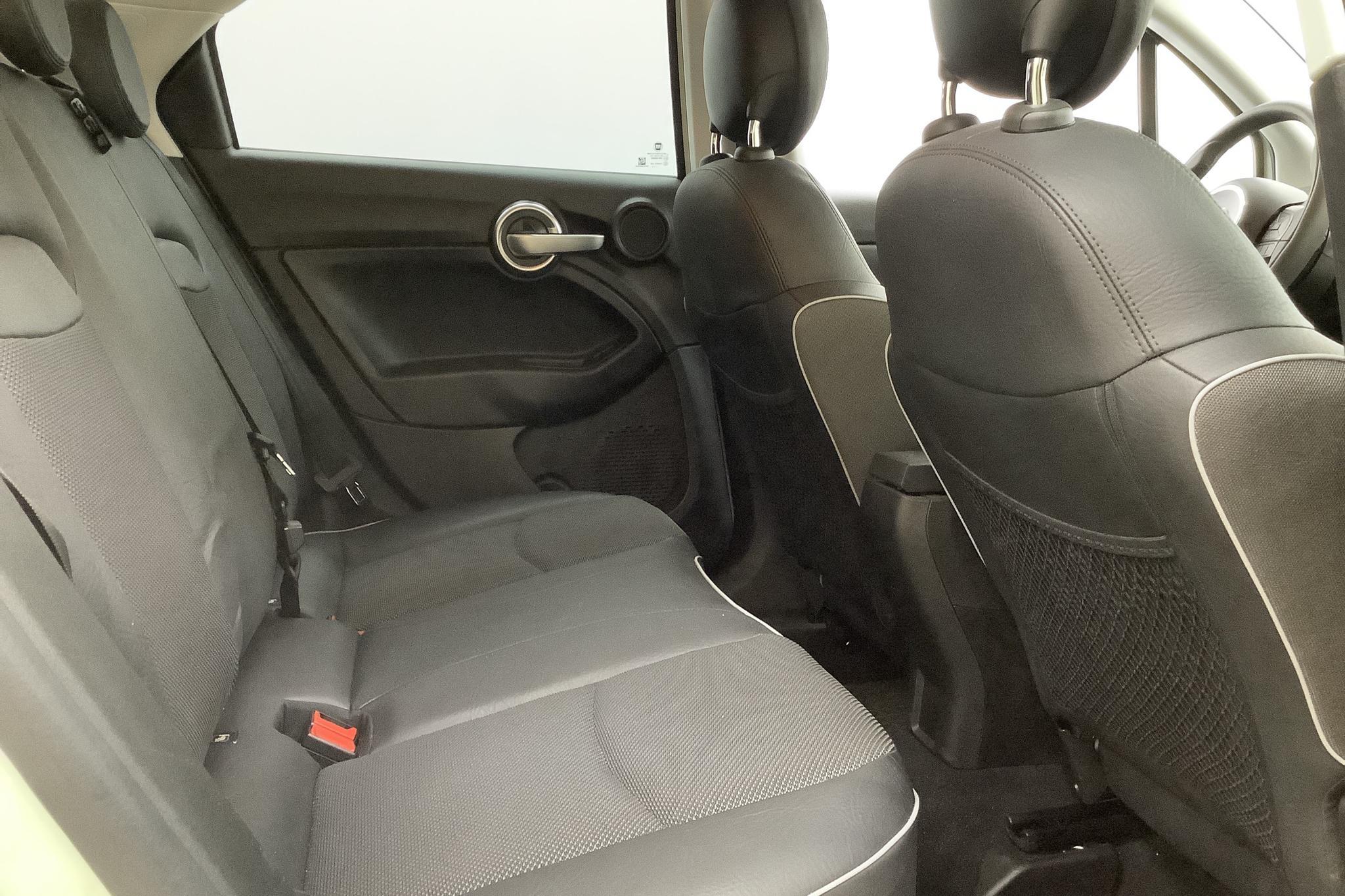 Fiat 500X 1.4 T-Jet AWD (170hk) - 42 820 km - Automatic - white - 2016