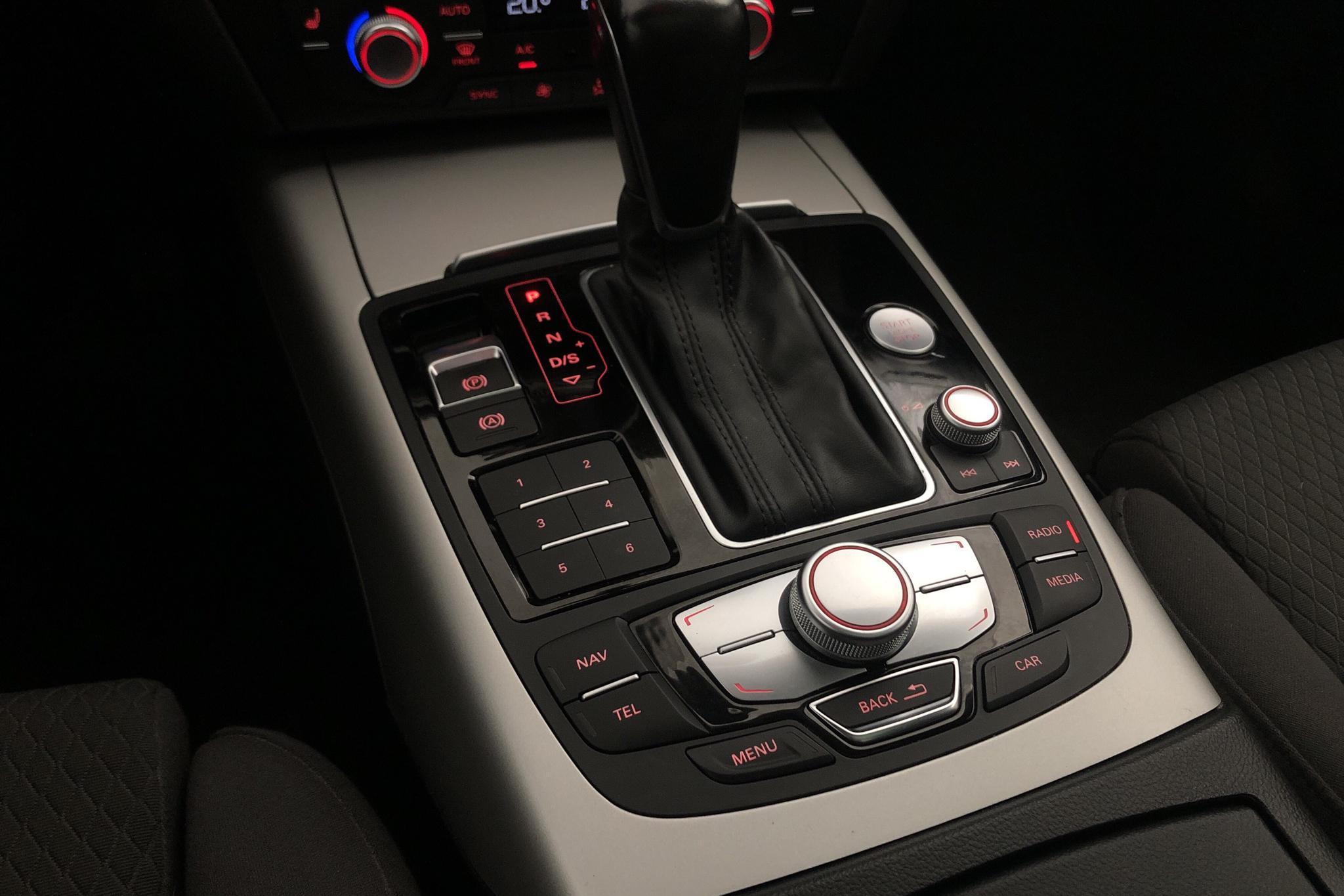 Audi A6 3.0 TDI Avant quattro (218hk) - 18 619 mil - Automat - grå - 2016
