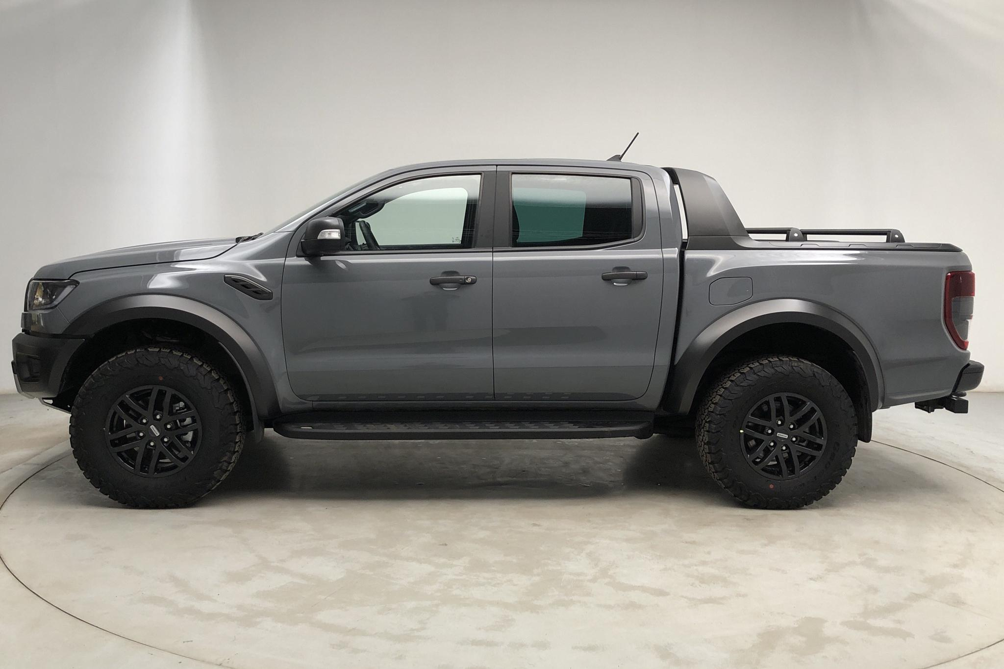 Ford Ranger 2.0 TDCi 4WD (213hk) - 6 780 km - Automatic - gray - 2021