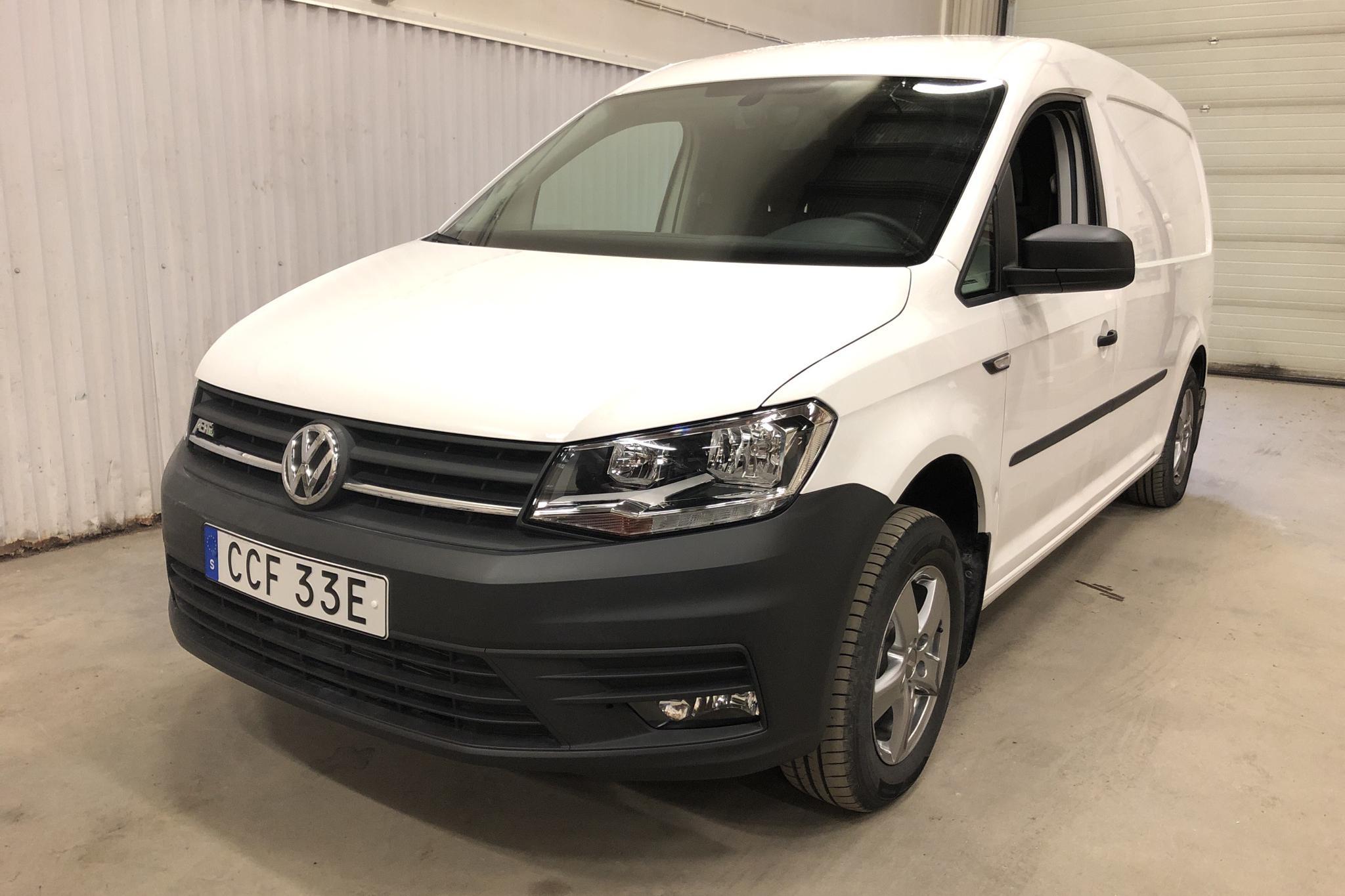VW e-Caddy ABT Maxi Skåp (110hk)