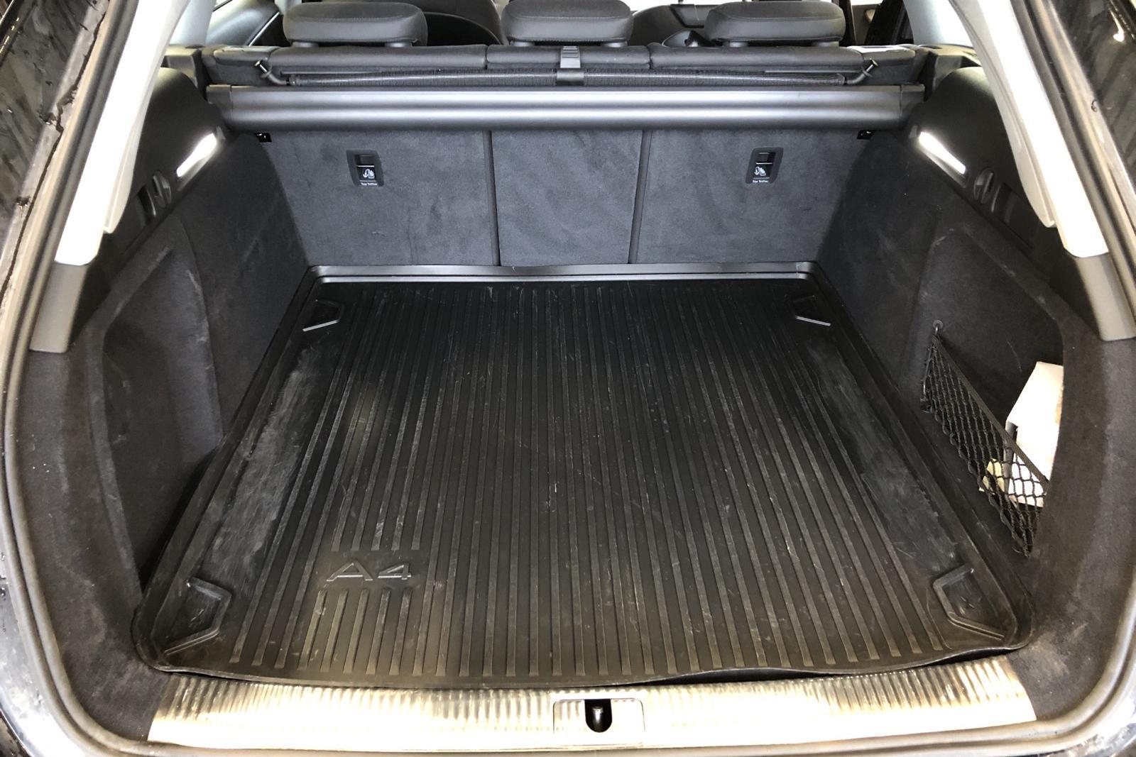 Audi A4 2.0 TDI Avant (150hk) - 1 387 mil - Manuell - svart - 2018
