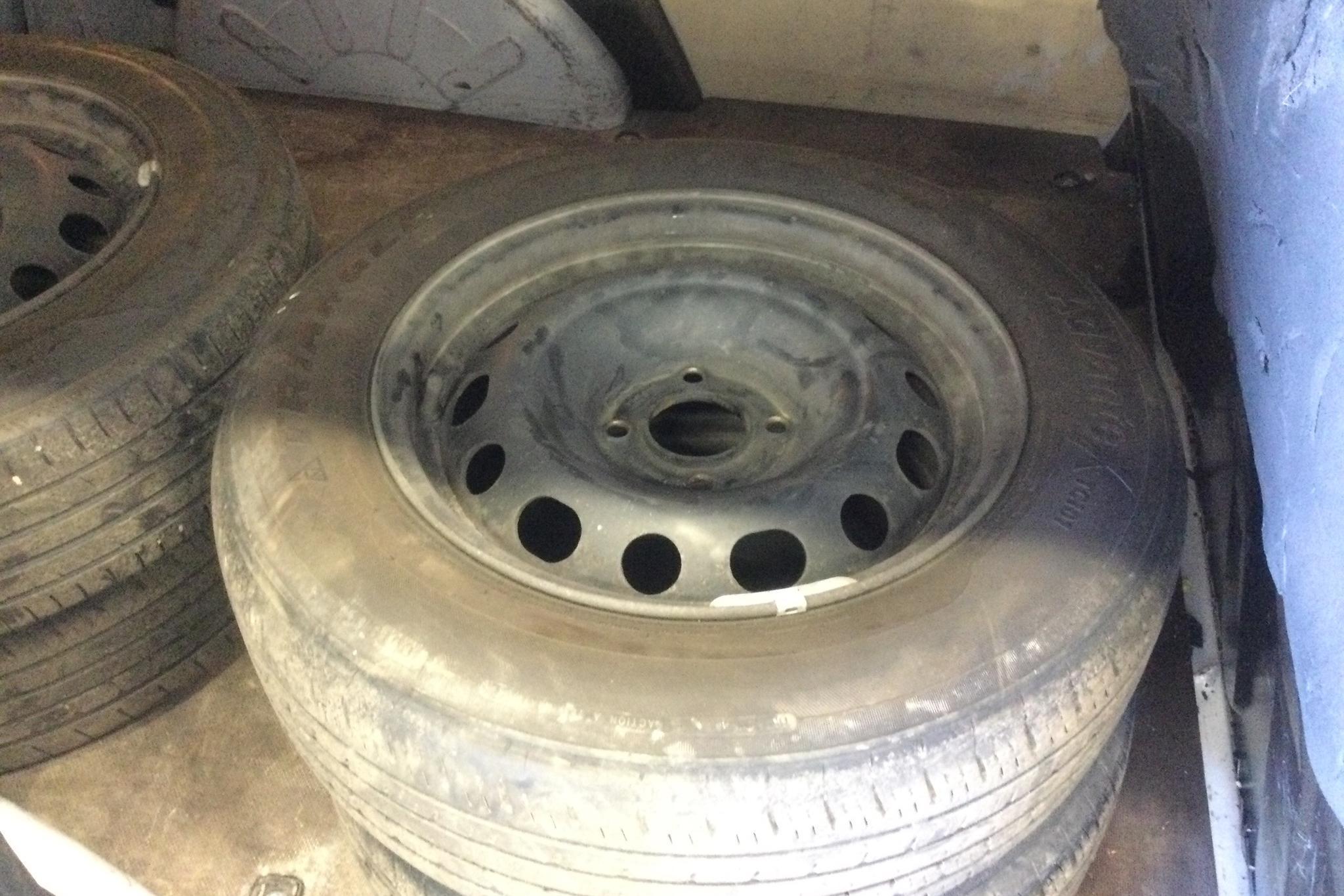 Mercedes Citan 109 1.5 CDI (90hk) - 13 164 mil - Manuell - vit - 2013