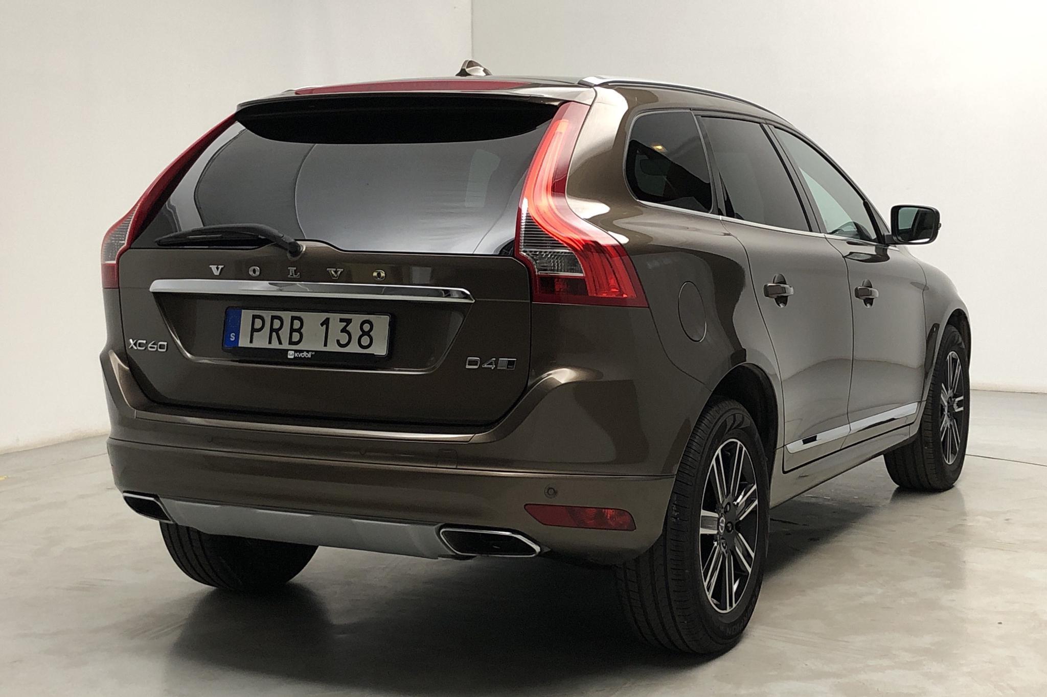 Volvo XC60 D4 AWD (190hk) - 104 080 km - Automatic - brown - 2017
