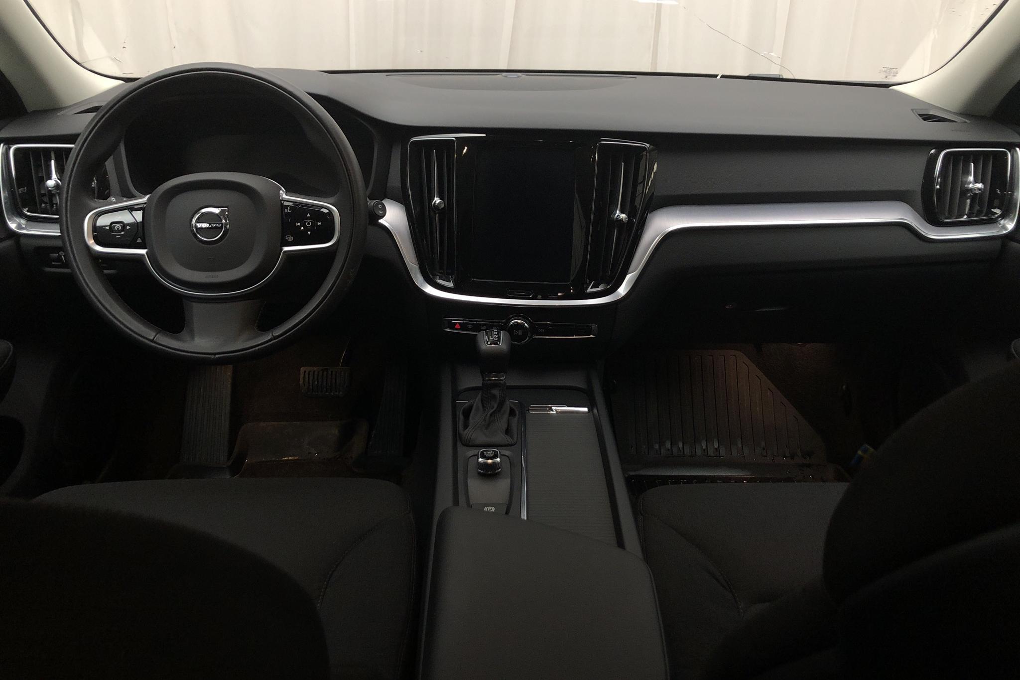 Volvo V60 D3 AWD (150hk) - 41 230 km - Automatic - white - 2020