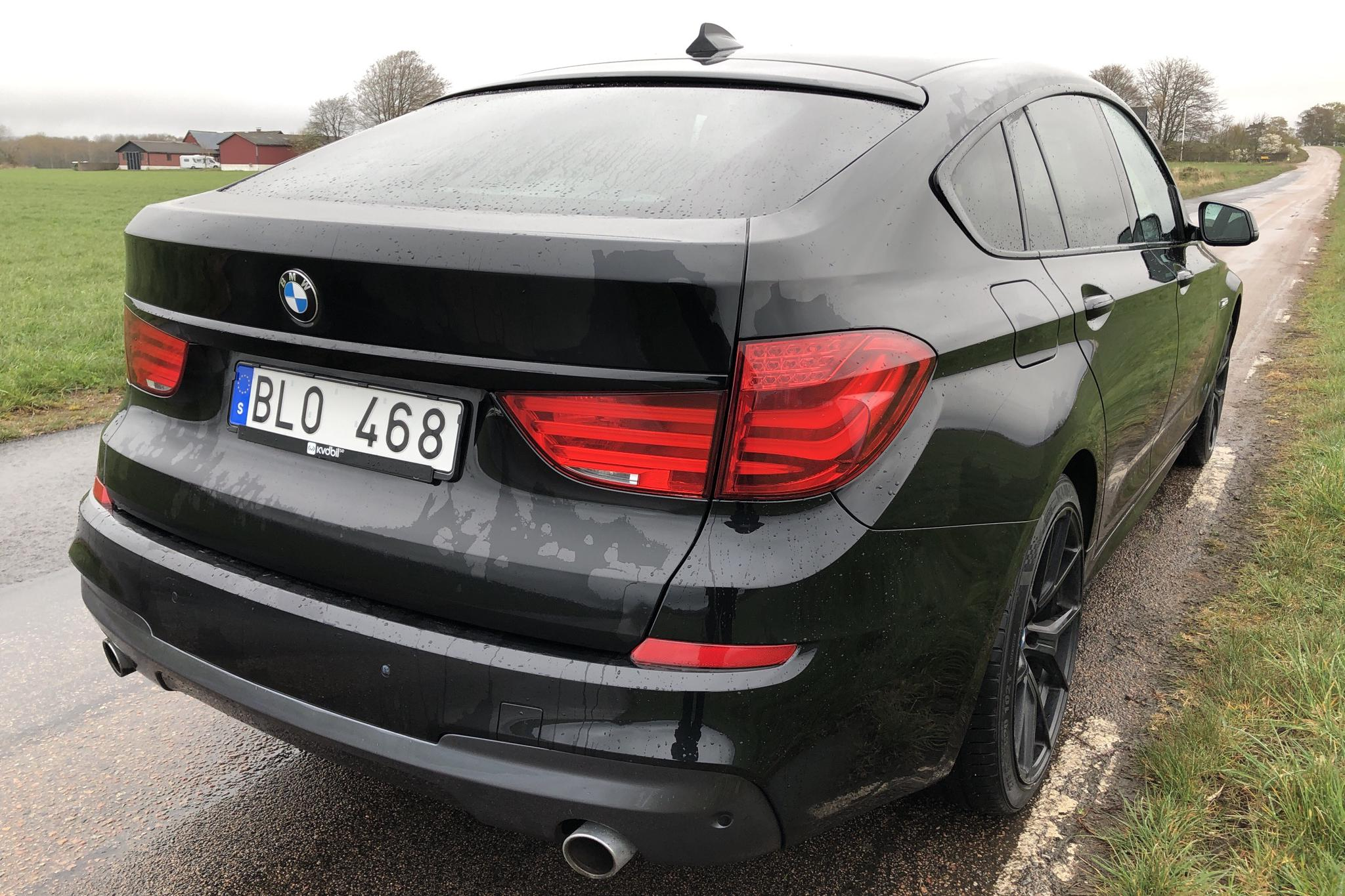 BMW 535d GT xDrive, F07 (299hk) - 143 540 km - Automatic - black - 2012