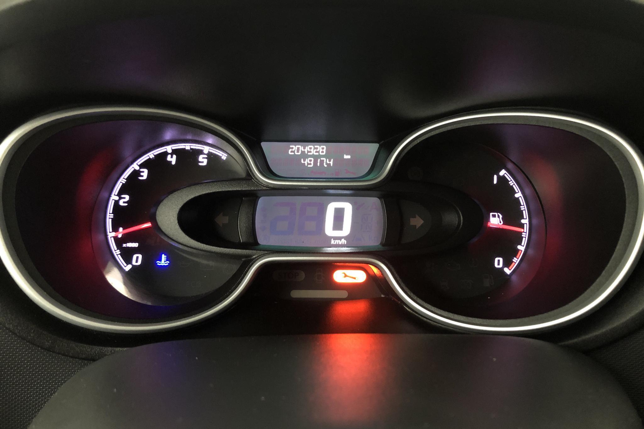 Fiat Talento 1.6 EcoJet Skåp (125hk) - 20 492 mil - Manuell - grön - 2017