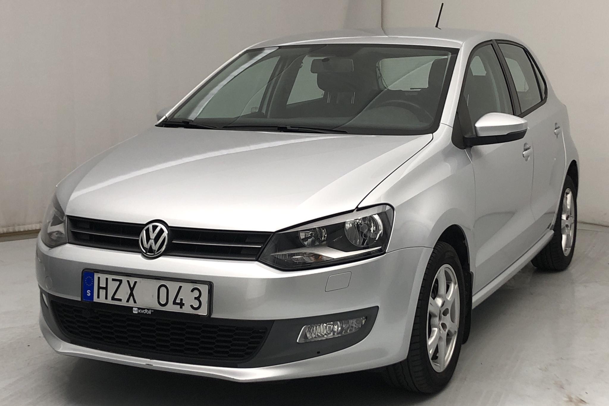 VW Polo 1.4 5dr (85hk)