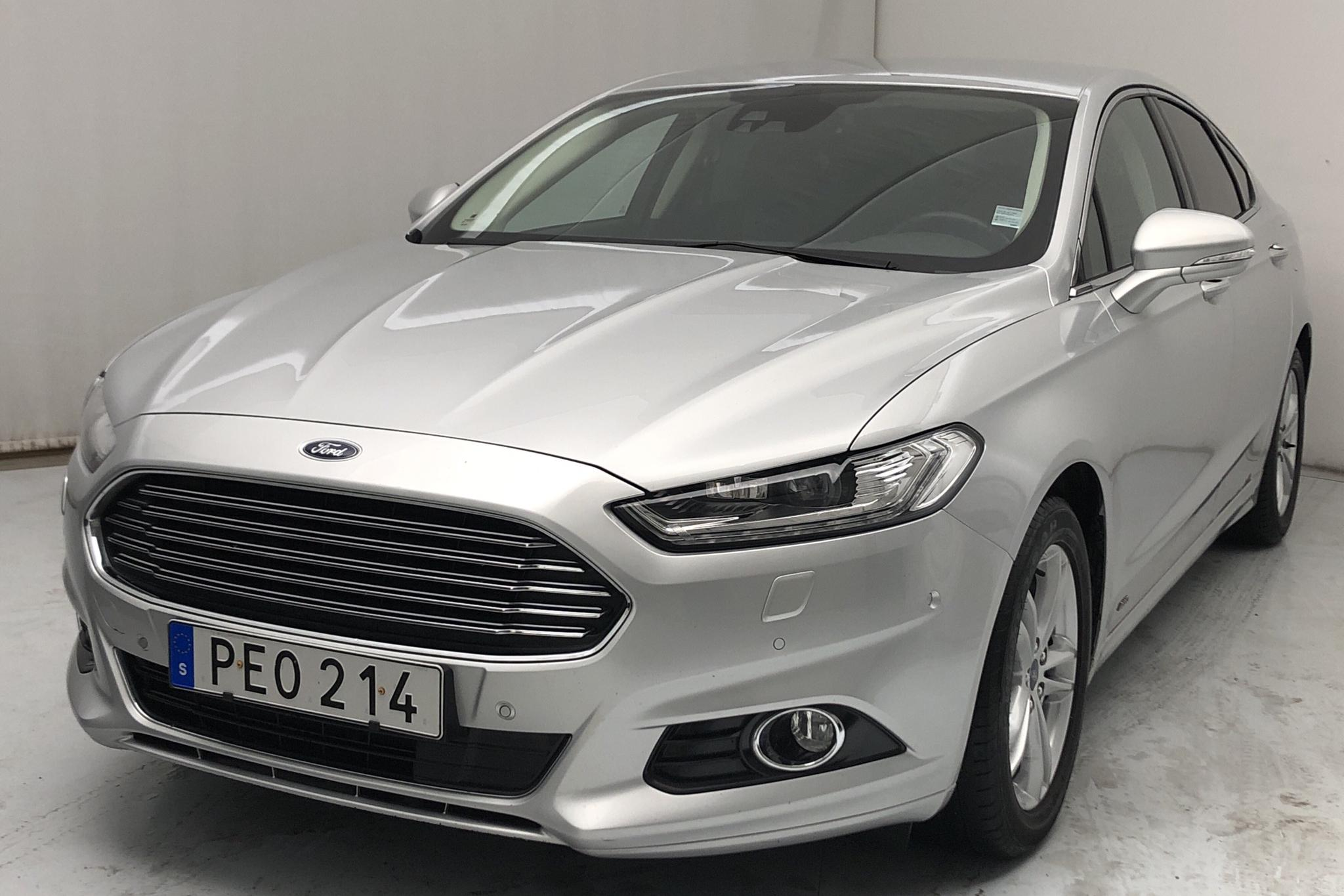 Ford Mondeo 2.0 TDCi AWD 5dr (180hk)