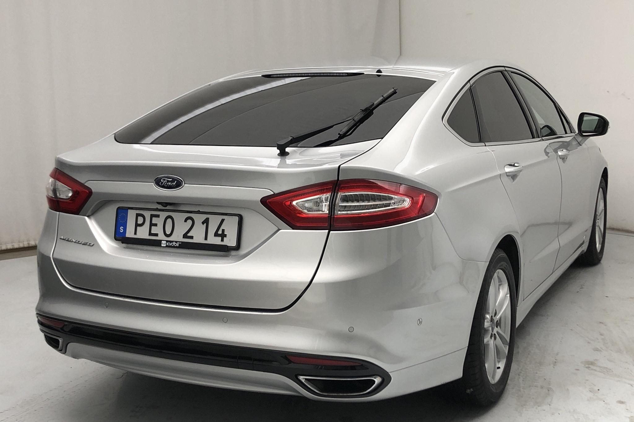Ford Mondeo 2.0 TDCi AWD 5dr (180hk) - 64 750 km - Automatic - gray - 2017