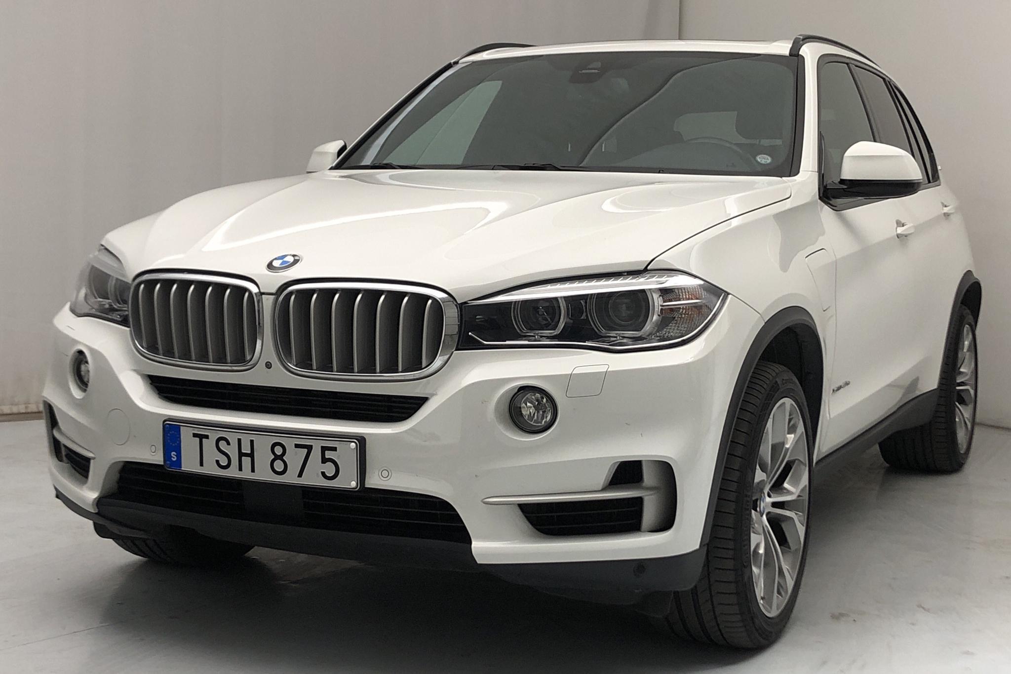 BMW X5 xDrive40e, F15 (245hk)