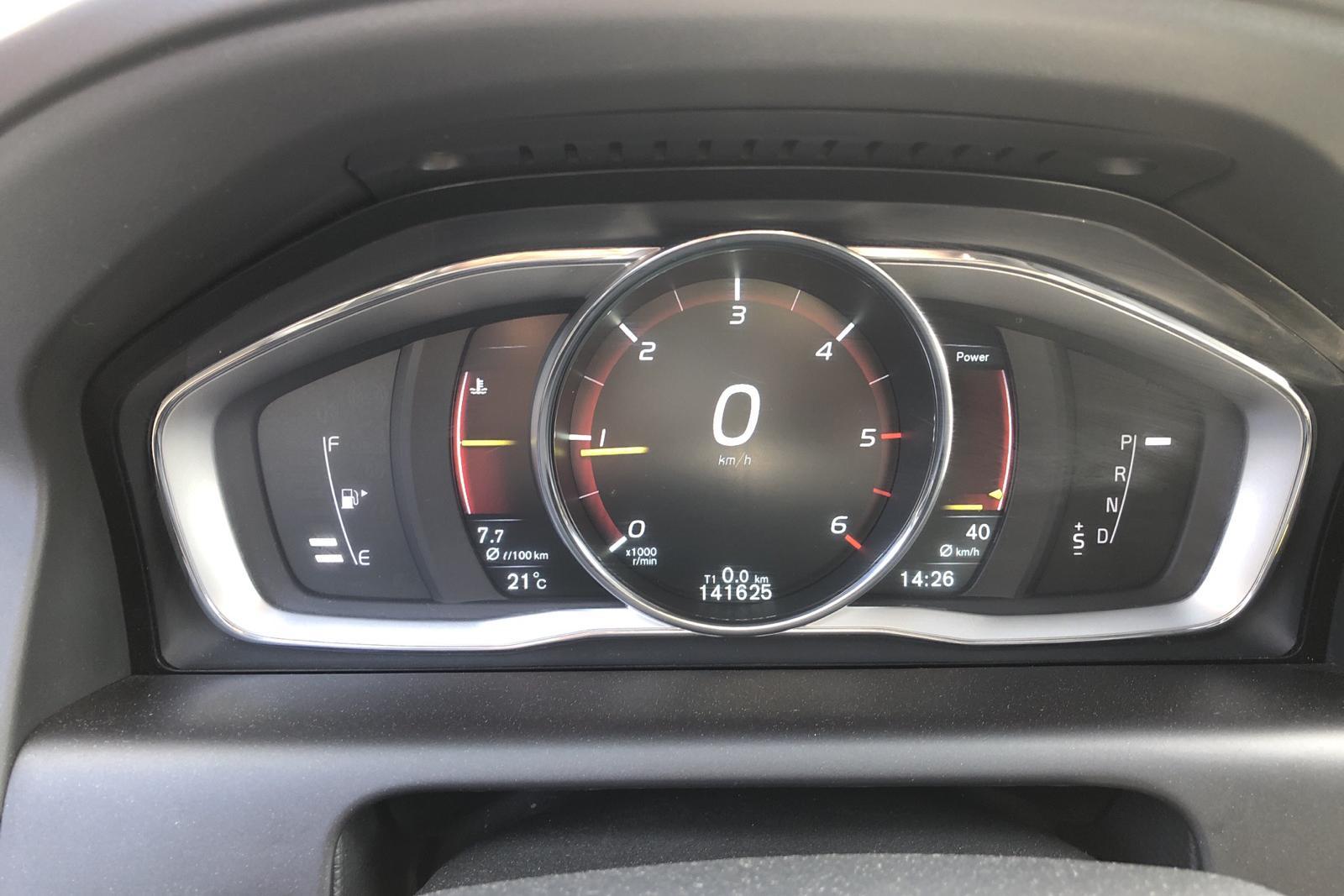 Volvo XC60 D4 2WD (190hk) - 14 162 mil - Automat - svart - 2016