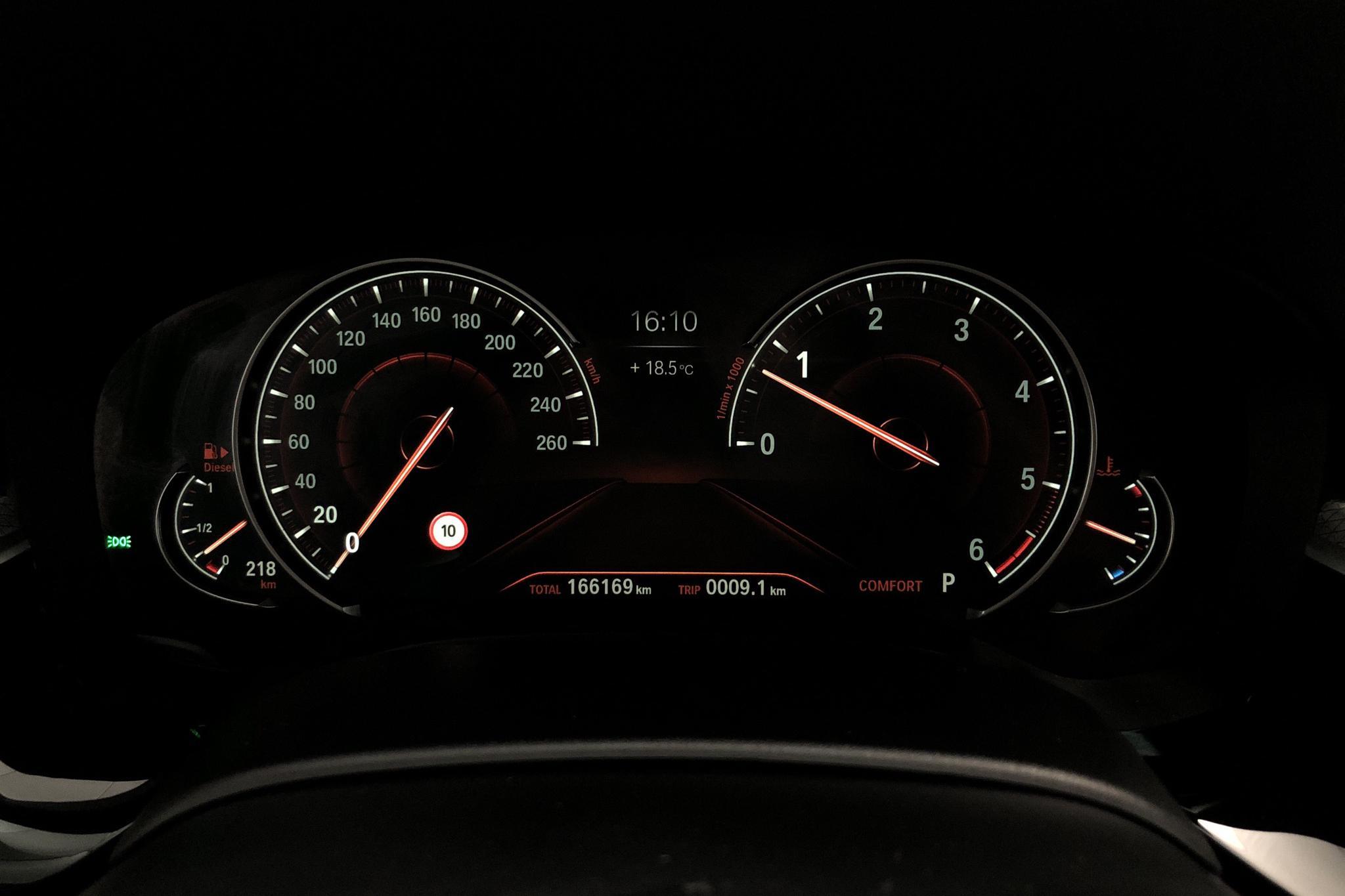 BMW 530d xDrive Touring, G31 (265hk) - 166 160 km - Automatic - blue - 2018
