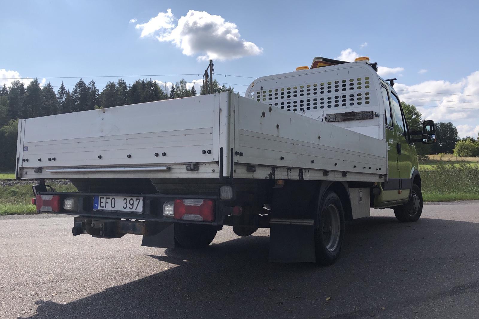 Iveco Daily 35 3.0 HPT (176hk) - 178 720 km - Manual - green - 2010