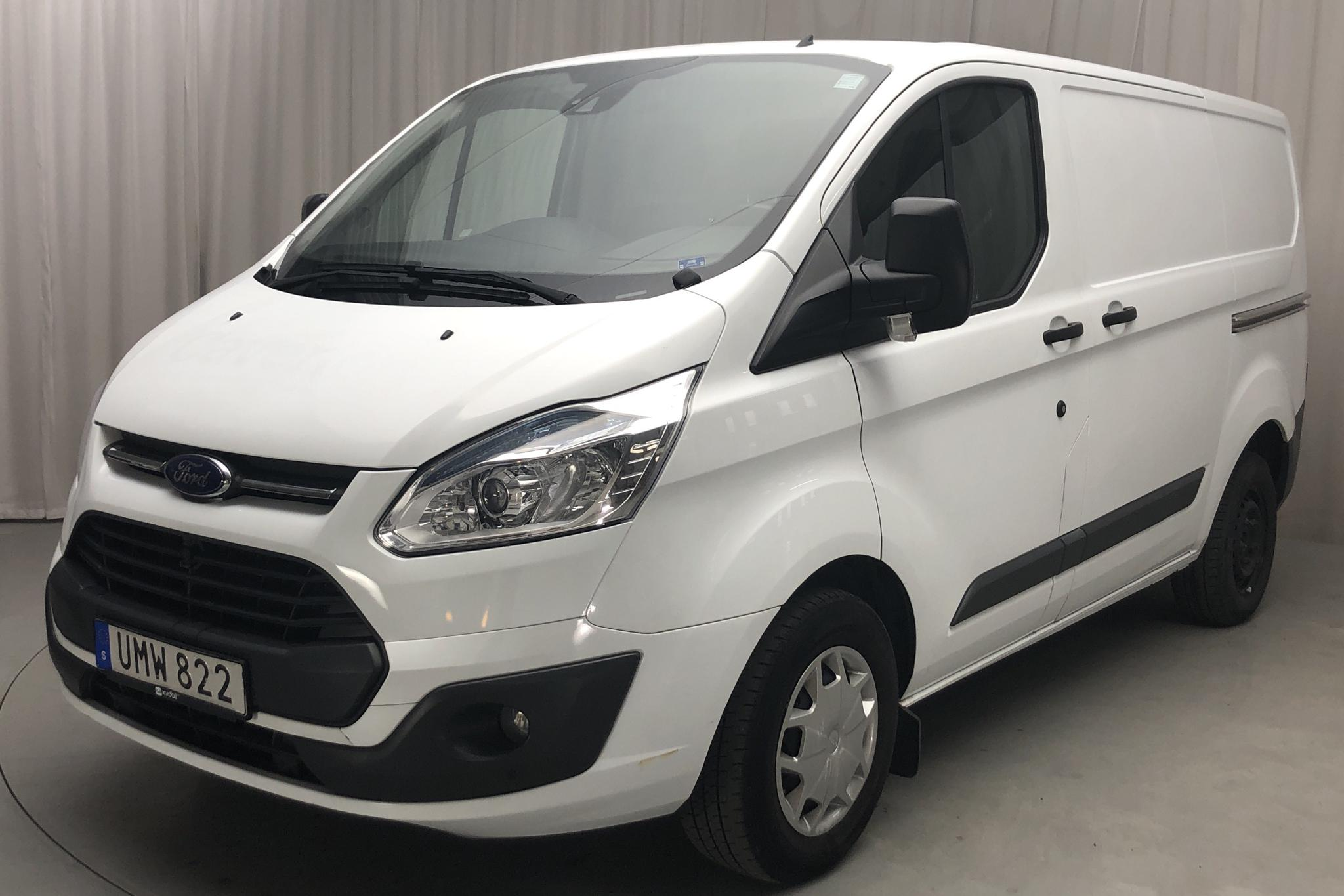 Ford Transit Custom 300 (125hk)
