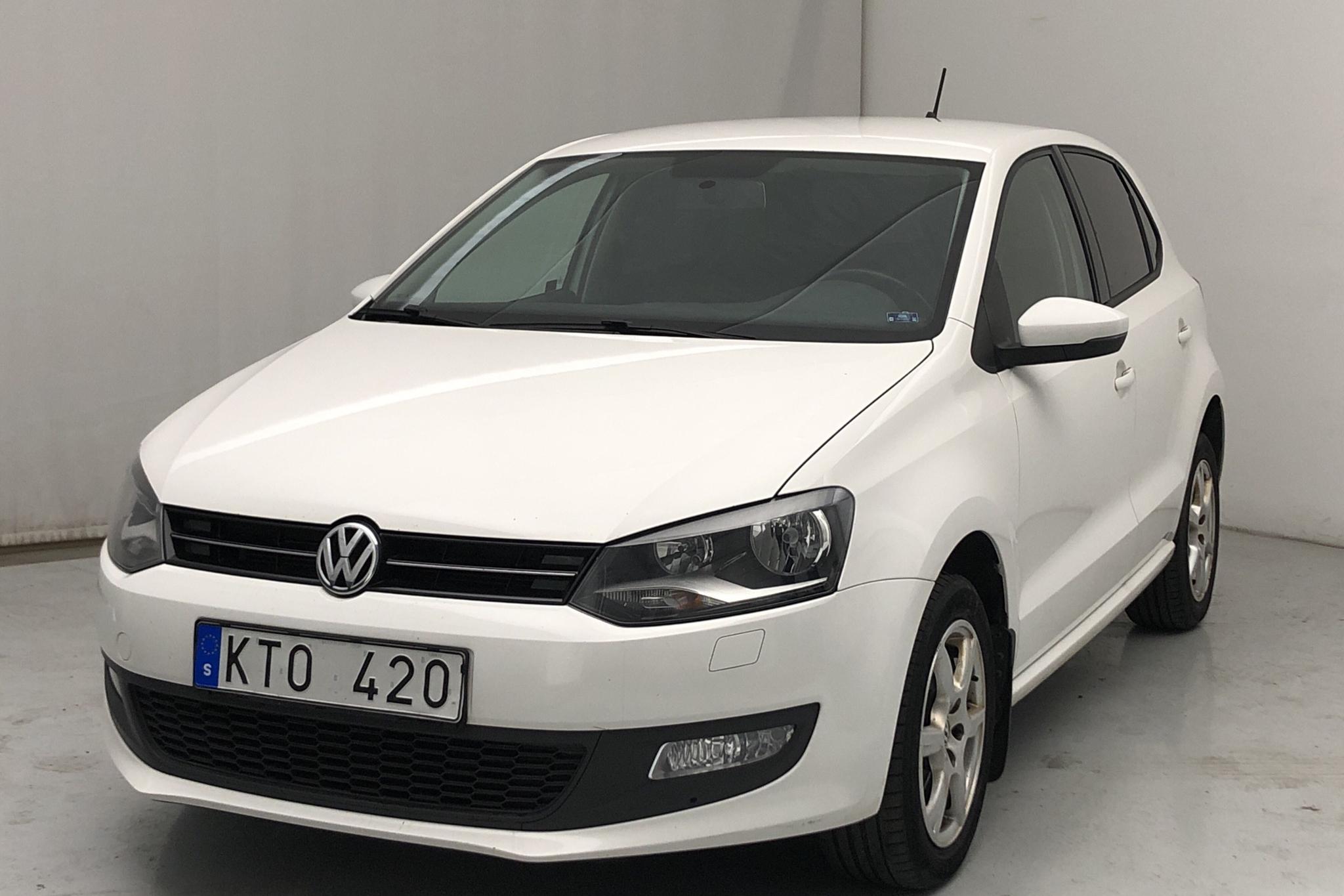VW Polo 1.6 TDI 5dr (90hk)