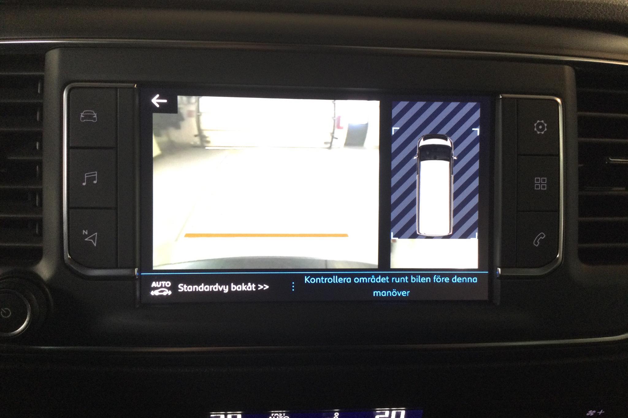 Peugeot Traveller BlueHDi (180hk) - 12 427 mil - Automat - 2018