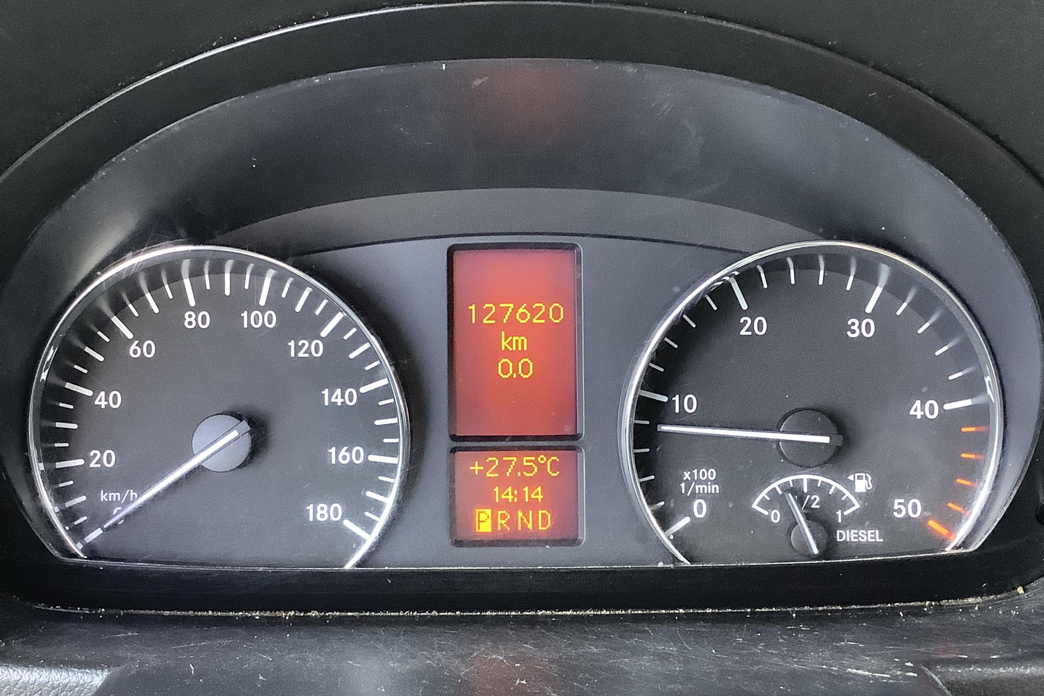 Mercedes Sprinter 316 CDI (163hk) - 127 620 km - Automatic - white - 2017